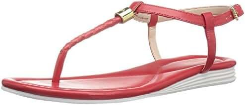 Cole Haan Women's Original Grand Braid Ii Flat Sandal