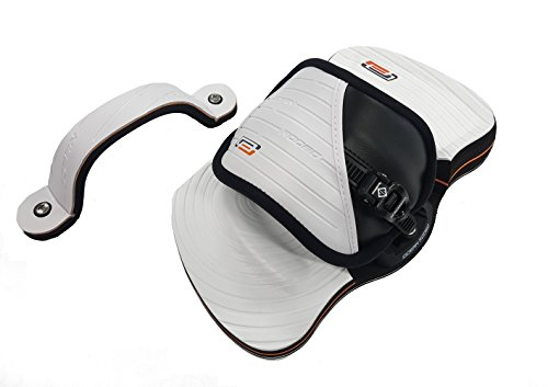 Ocean Rodeo Sports Bliss Air Kiteboard Pads and Straps Pack 2.0 by Ocean Rodeo