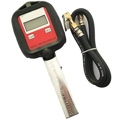 Meka-supplies - High Accuracy LCD Digital Tire Pressure Gauge Tire pressure Gun