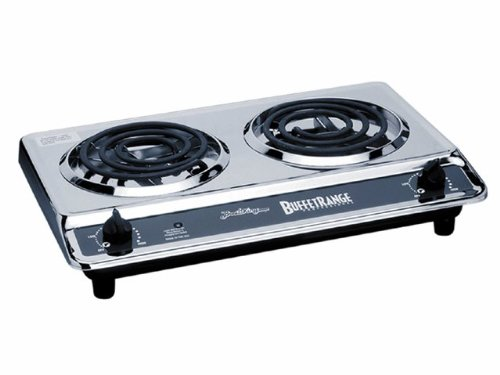BroilKing PR-D1N Professional Double Burner Range