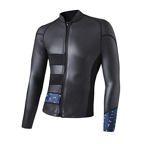 Toygogo Women Wetsuit Jacket For Surfing & Diving Long Sleeve
