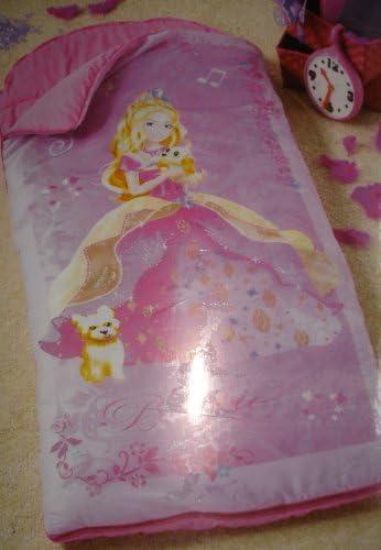 sac de couchage barbie enfant 70 X 140 Fushia: