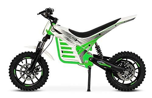 VIRTUE Mini Moto electrica de Motocross Cross bateria 1000w ...
