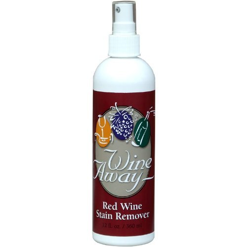 Wine Away Red Wine Stain Remover Citrus Scent 12 Oz,Set of 4