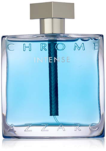 Azzaro Chrome Intense Eau de Toilette Spray, 3.4 Fl -