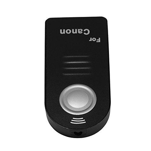 FoRapid IR 무선 셔터 릴리즈 리모콘, Canon EOS 7D, 6D, 5D MK III, 5D MK IV, 7D MK II, 80D, 70D, 1200D, 100D, 700D, 650D, 1100D, 600D/FoRapid IR Wireless Shutter Release Remote Control for Canon EOS 7D, 6D, 5D MK III, 5D MK IV, 7D MK...