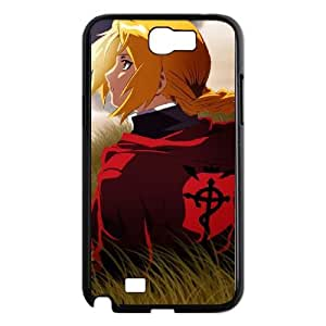 Samsung Galaxy Note 2 N7100 Phone Cases Black FULLMETAL ALCHEMIST DFJ571058