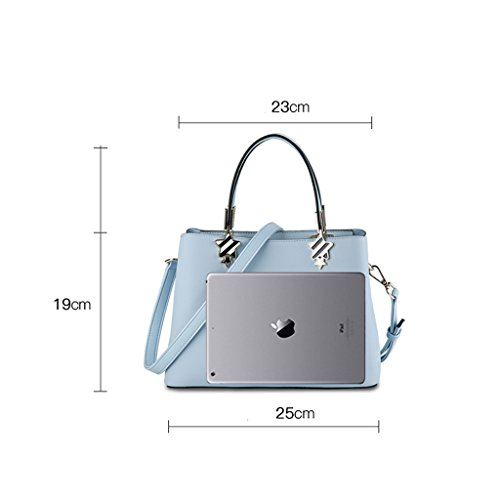 JIUTE Soft Bag Messenger Shoulder Handbag Shoulder Messenger Simple Wild And Ms Summer Spring Skin Korean fBvxtwrfq