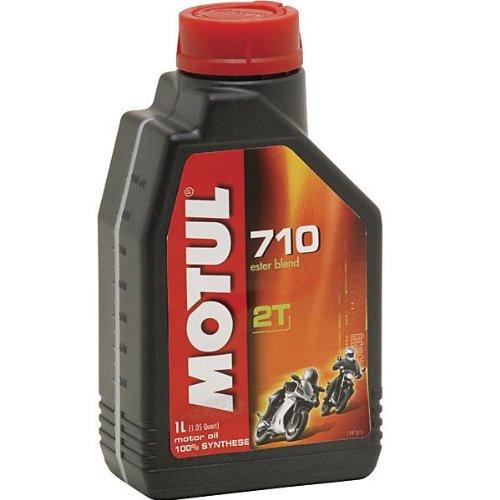 Motul 101448 / 104034 710 2t racing premix liter (101448 / 104034)