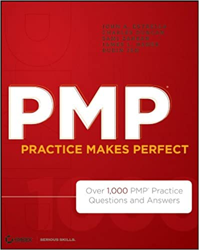 pmp practice exam pdf