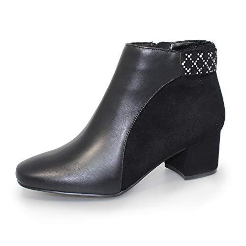 Chelsea Chelsea Femme Lunar Boots Boots Lunar Noir HI4w0wdqx