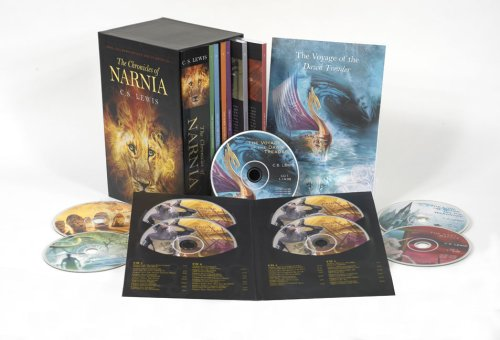 Download The Chronicles of Narnia Book & Audio Box Set ebook