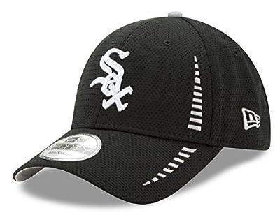 "Chicago White Sox New Era 9Forty MLB ""Speed"" Performance Adjustable Hat - Black"