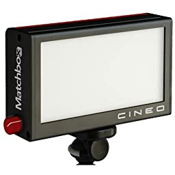 Cineo Lighting Basic Matchbox LED Light Kit