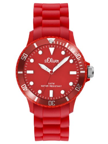 s.Oliver SO-2423-PQ - Unisex Watch