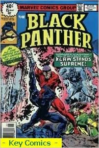 Black Panther Vol 1 15 Original American Comic Amazon Co Uk