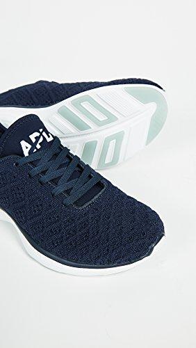 Apl: Laboratori Di Propulsione Atletica Womens Techloom Phantom Running Shoe Navy / White