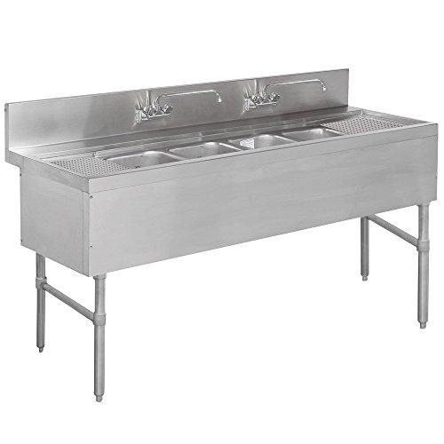 Series Underbar Sink - 9
