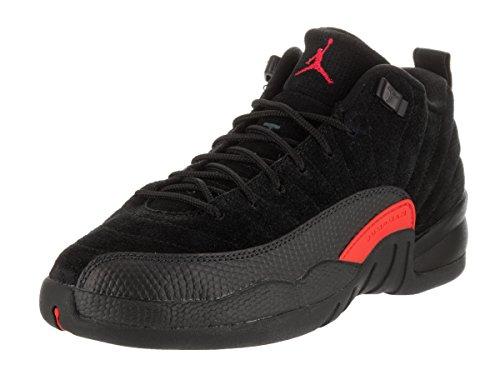 Nike Air Jordan 12 Retro Low BG (GS) Max Orange - 308305-003 -