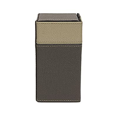 M2.1 Deck Box with Dice Drawer for Trading Card Games (Grey/Stone): Toys & Games