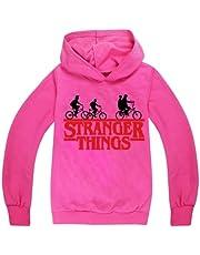 Moschin Stranger Things Kids Hoodie Boys Girls Hoodie