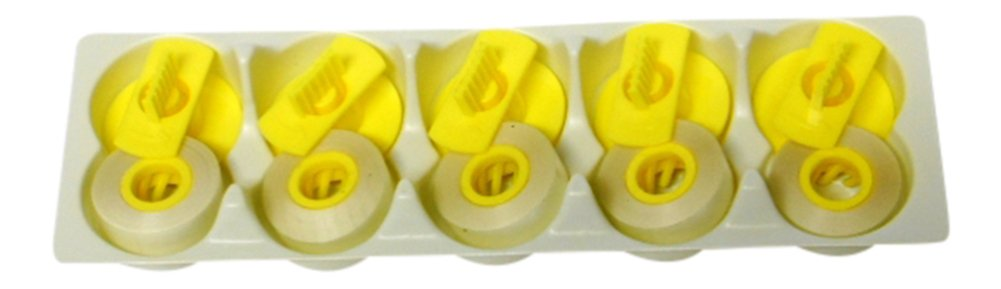 Korrekturband Lift-Off-5 St/ück f/ür Olympia Carrera DE Luxe kompatibel 143-C Farbbandfabrik Original