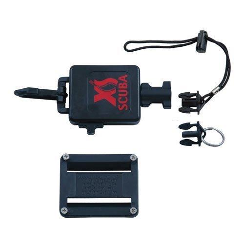 (XS Scuba - Cool Stuff - Clips & Retractors - Locking Gear Retractor - Scuba and Snorkel Diving)