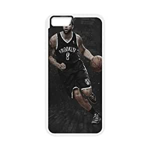 iPhone 6 Plus 5.5 Inch Cell Phone Case White Deron Williams VIU170340