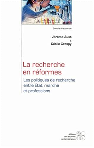 Téléchargement La recherche en réformes epub, pdf