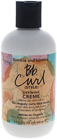 Hair Styling: Bumble and Bumble Curl Defining Creme
