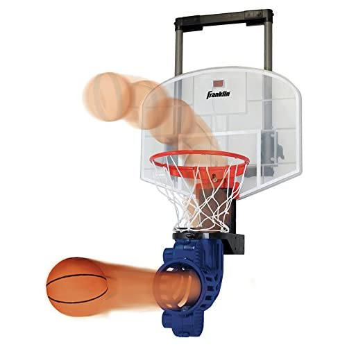 chollos oferta descuentos barato Franklin Sports Shoot Again Basketball by Franklin