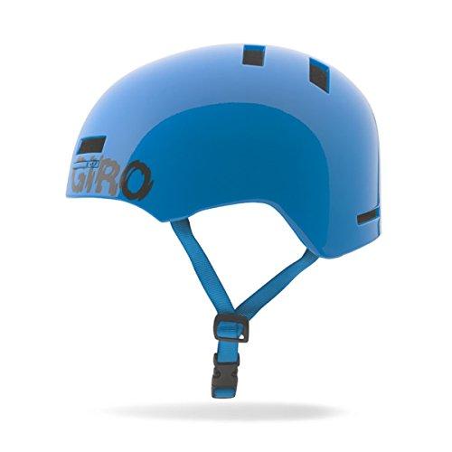 Giro Section Bike/Multi-Sport Helmet (Blue, Medium)