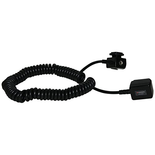 Agfa Photo Off Camera Shoe Cord for Nikon D3000, D5000,D5100,D5200,D5300,D5500, D7000,D7200,D7100,D90,D600,D800,D800E,P7000,P7100 and Other Cameras