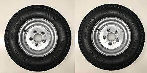Atv Trailer Tires (Triton 20.5 X 8-10 (205/65-10) 07355 Class E Snowmobile/ATV/Pontoon Trailer Tires - Pair)