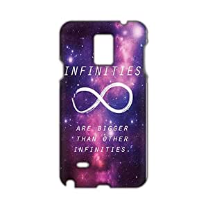Cool-benz Purple Infinities 3D Phone Case for Samsung Galaxy Note4