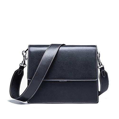 Pour Cuir tout Casual Cross Sac Handbag En Sacoche Simple couleur Noir Fourre Cadeaux Épaule Joker Dames Blanc Femmes Vintage PXqw1P