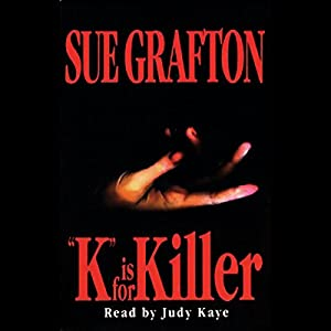 K is for Killer Audiobook