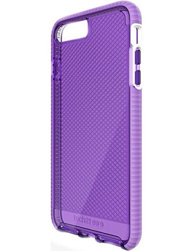 Tech21 Tech 21 - Evo Check Case for iPhone 7 Plus - Purple
