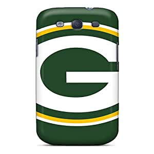 Galaxy Case - Tpu Case Protective For Galaxy S3- Green Bay Packers
