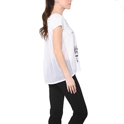 Kaporal Tee Shirt Ranoi white