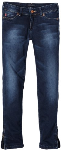 Bleu slim Vaqueros Soda Denim para Blue R'Belle amp; niña Blau 48 Scotch wtIvq0I