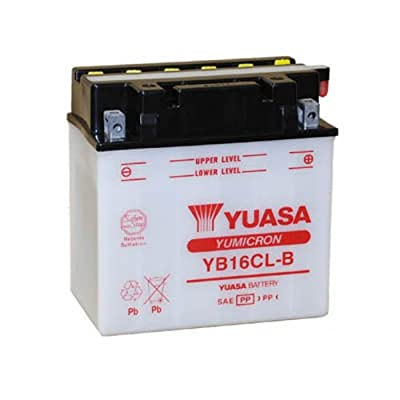 Yuasa (YUAM256CL) Yumicron Battery
