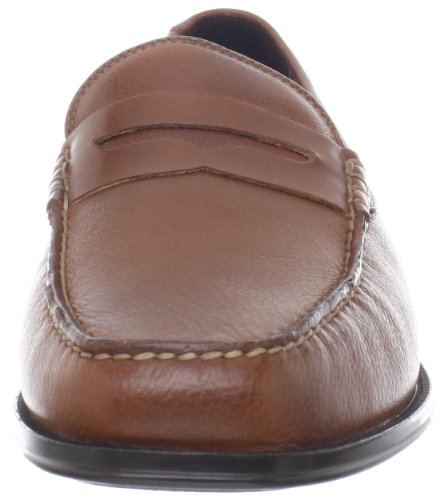 Flors Mens Krocket Öre Loafer Cognac Tum