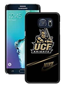 Hot Sale Samsung Galaxy Note 5 Edge Case ,Unique And Fashion Designed Case With NCAA American Athletic Conference AAC Football UCF Knights 1 black Samsung Galaxy Note 5 Edge Screen Cover Custom Drsigned Phone Case