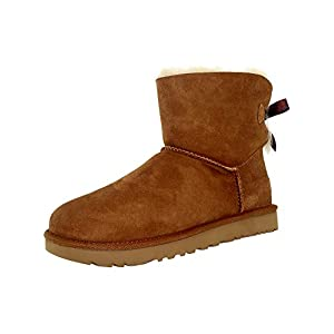 UGG Bailey Bow Mini II Women's Winter Sheepskin Boot