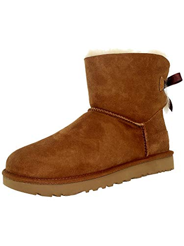 UGG Womens Mini Bailey Bow II Winter Boot