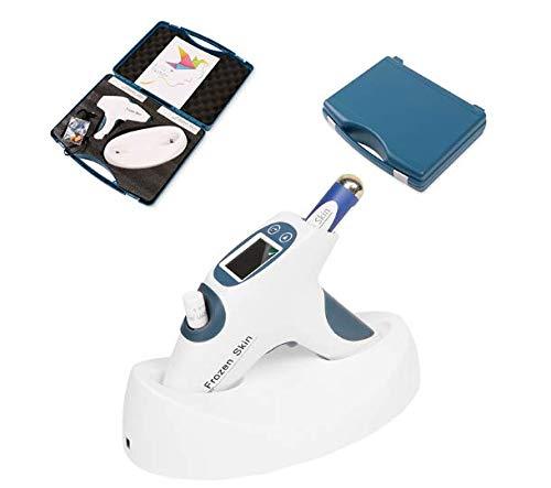 Non Invasive Facial Lifting Skin Care Equipment with Whitening Remove Wrinkles Frozen Serum(machine+6 Sets Serum)