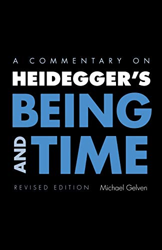 A Commentary On Heidegger's