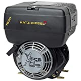 Hatz Diesel Engine - 4.6 HP, 3/4in. x 2 7/16in. Shaft, Model# 1B20X-9901