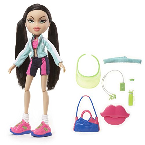 Bratz Fierce Fitness Doll-  Jade (Buy Jade Empire)